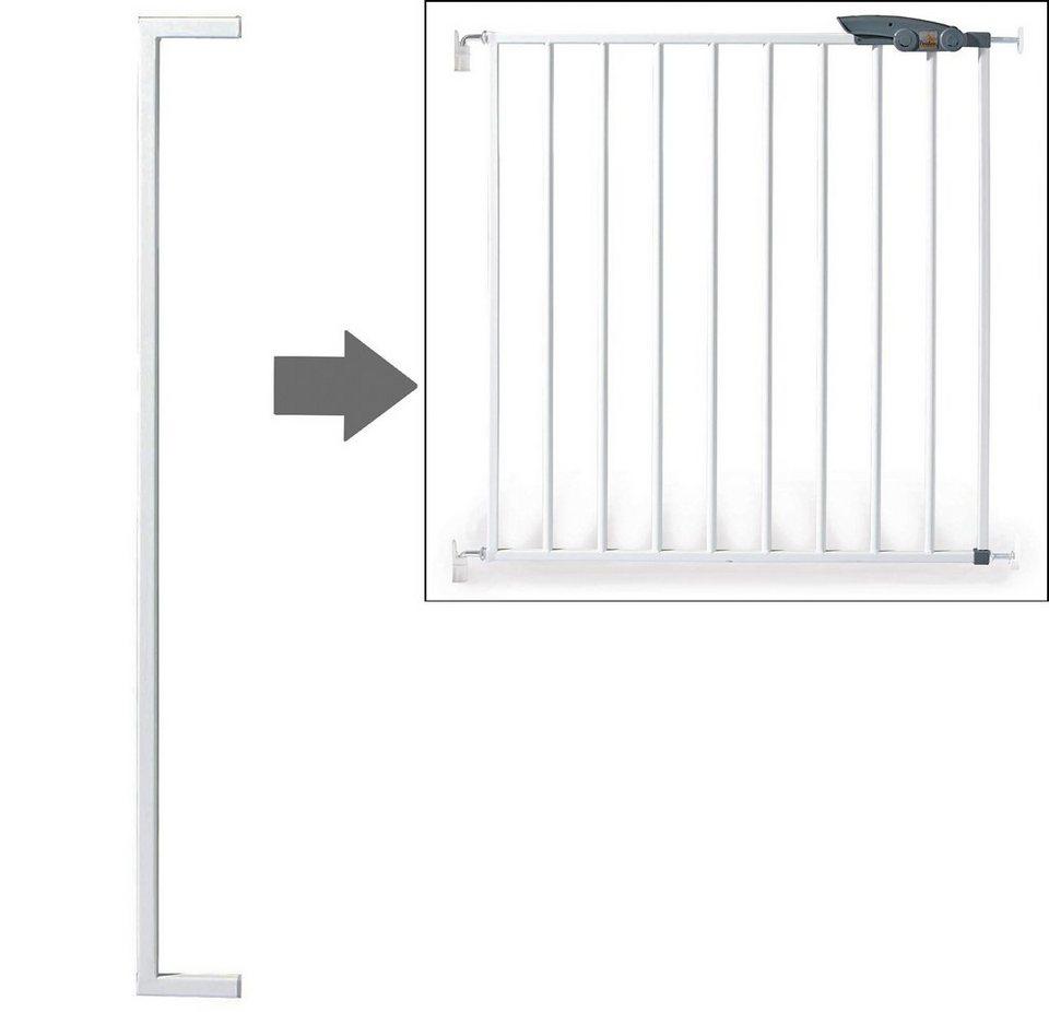 Pinolino Verlängerung für Baby Lock Classic, weiß, 7 cm in weiss