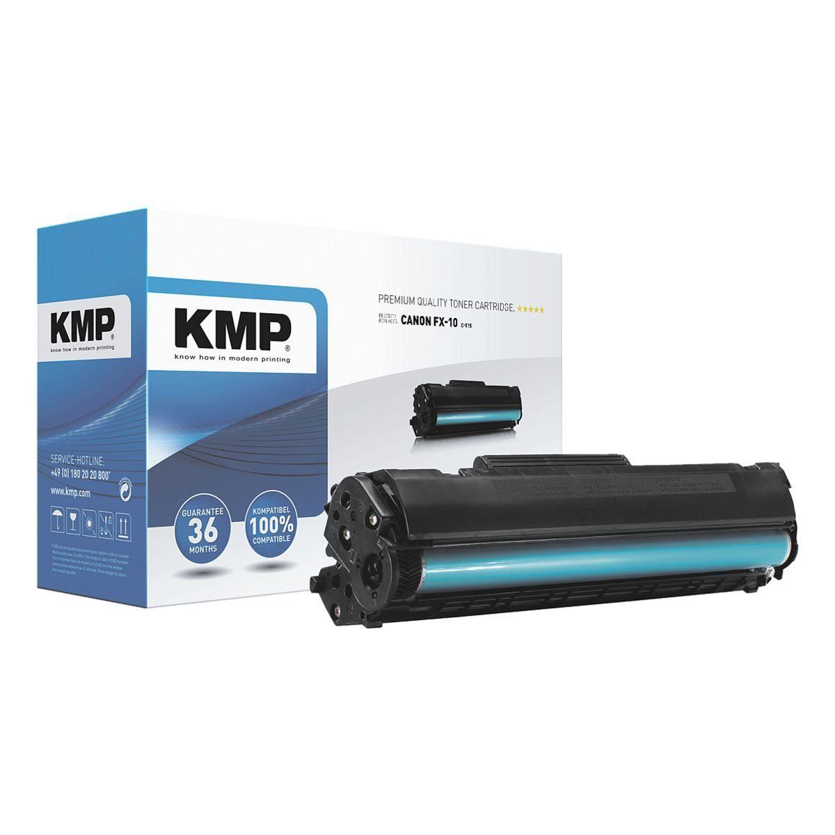 KMP Toner ersetzt Canon »FX-10«