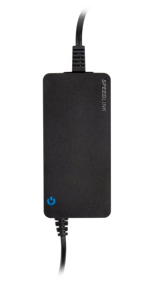 SPEEDLINK Netzteile »PECOS UNIVERSAL 90W Notebook Power Adapter schwarz«