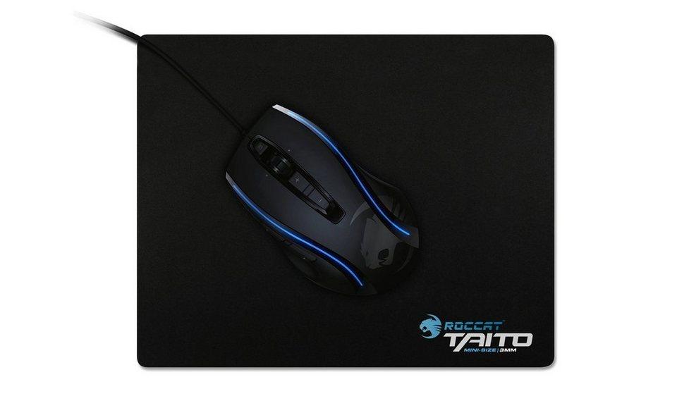 ROCCAT Gaming Mauspad »Taito Mini-Size 3mm Shiny schwarz Gaming Mauspad«