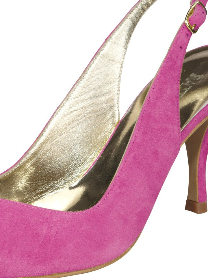 Heine Slingpumps in pink