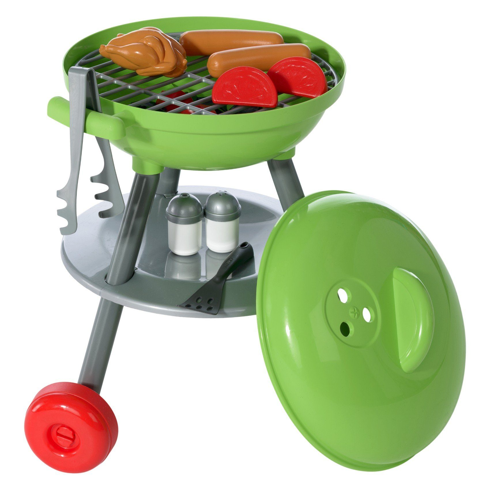Ecoiffier Grill