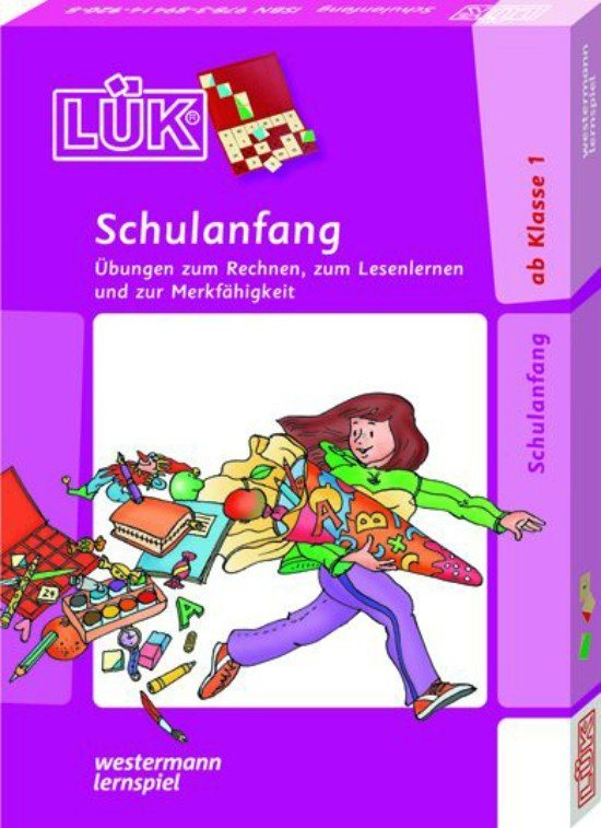 LÜK Schulanfang-Set