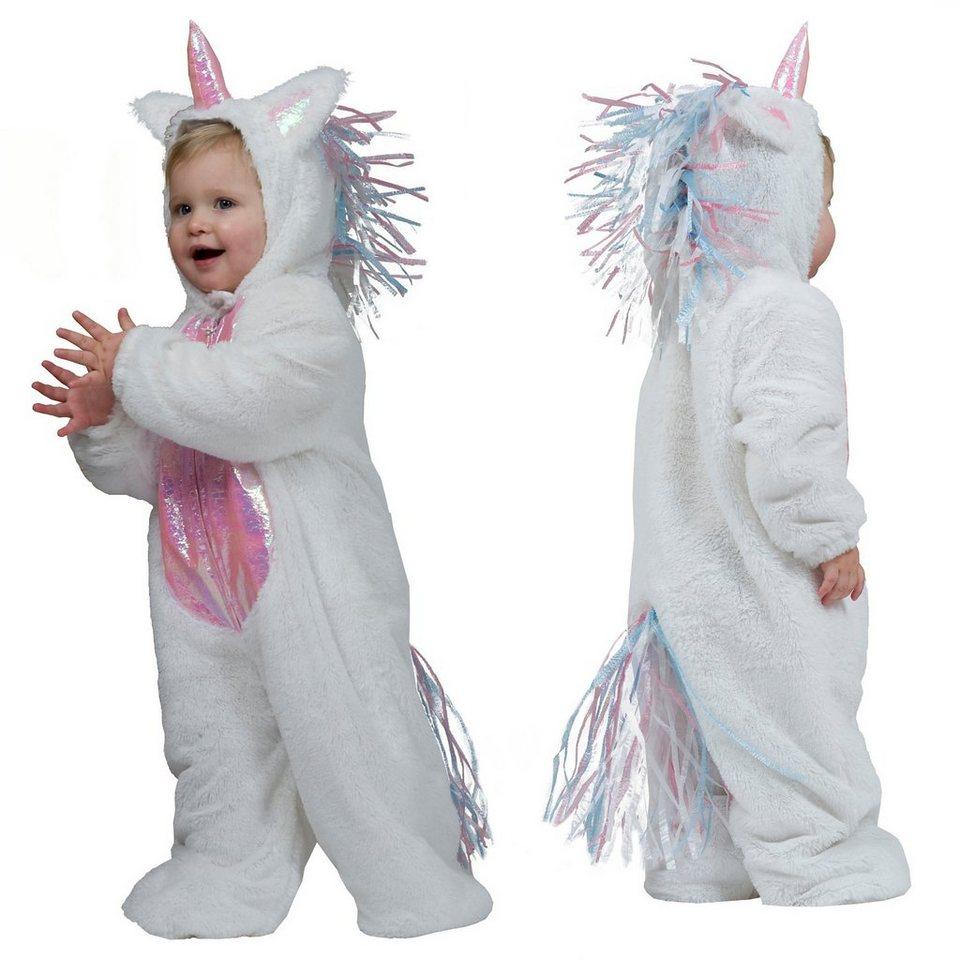 Funny Fashion Kostüm Babyeinhorn in Einhorn