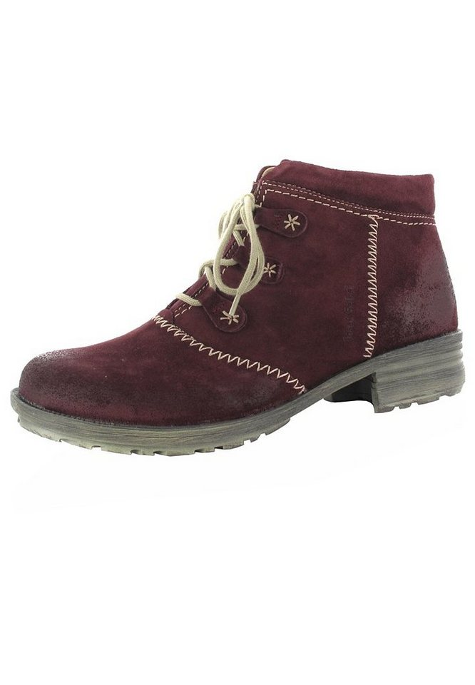 Josef Seibel Boots in Rot