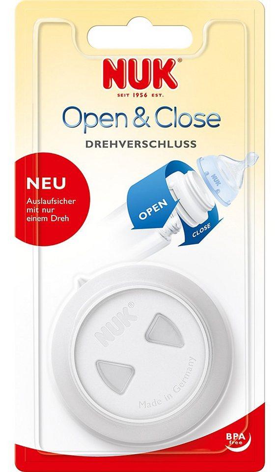NUK Drehverschluss für FIRST CHOICE Flaschen, weiß