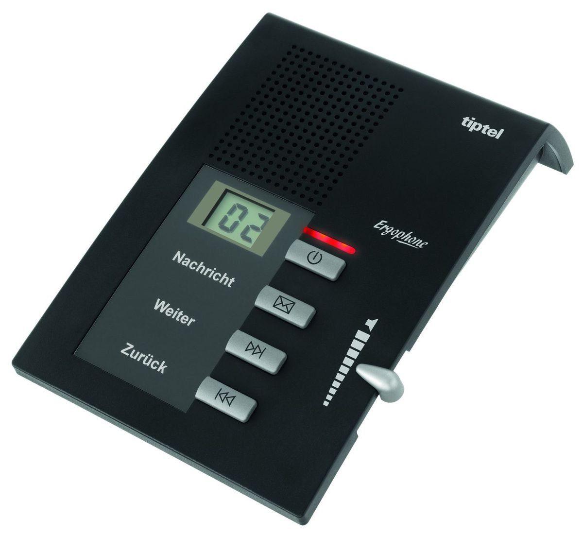 Tiptel Anrufbeantworter »Ergophone 307«