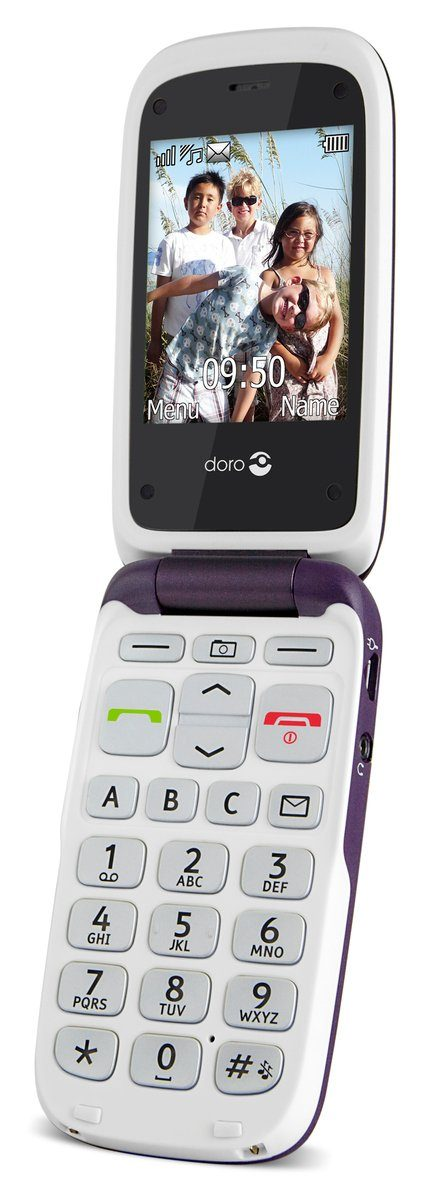 Doro Handy »PhoneEasy 612«
