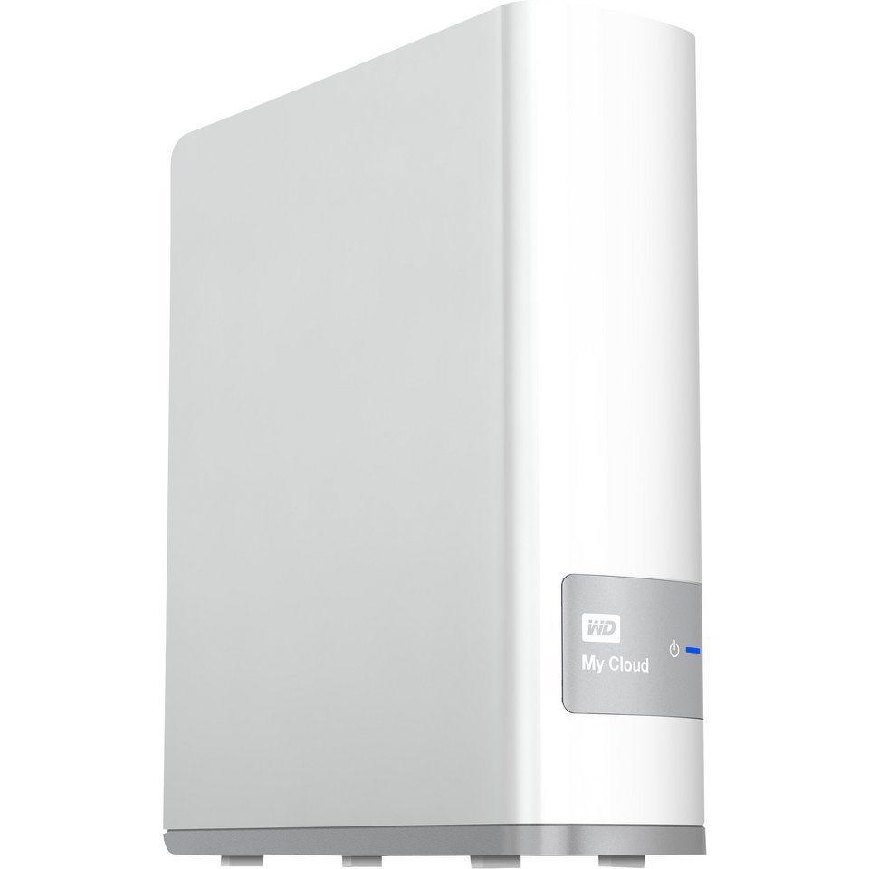 Western Digital NAS »My Cloud 4 TB«