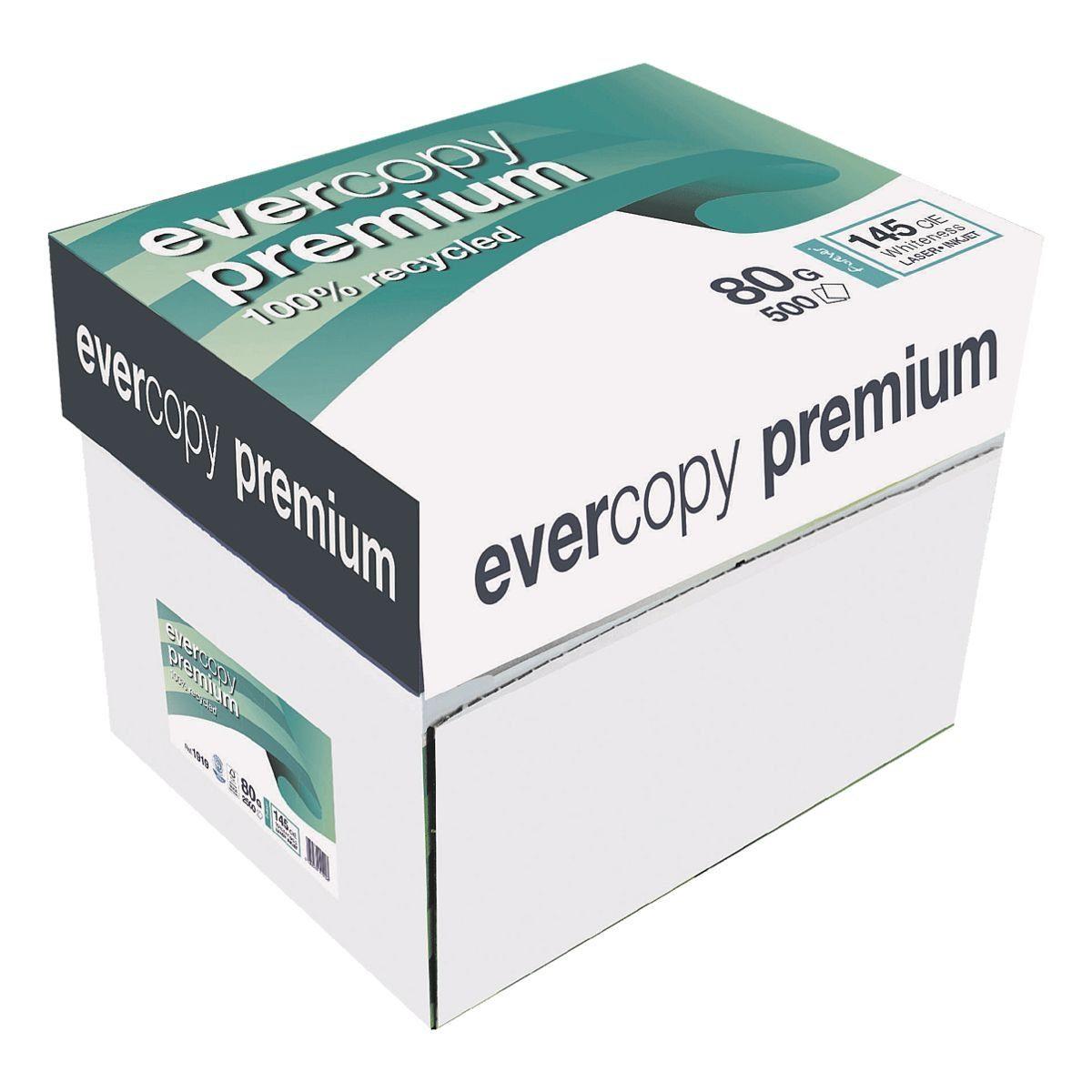 Clairefontaine Öko-Box Recycling Kopierpapier »Everycopy Premium«