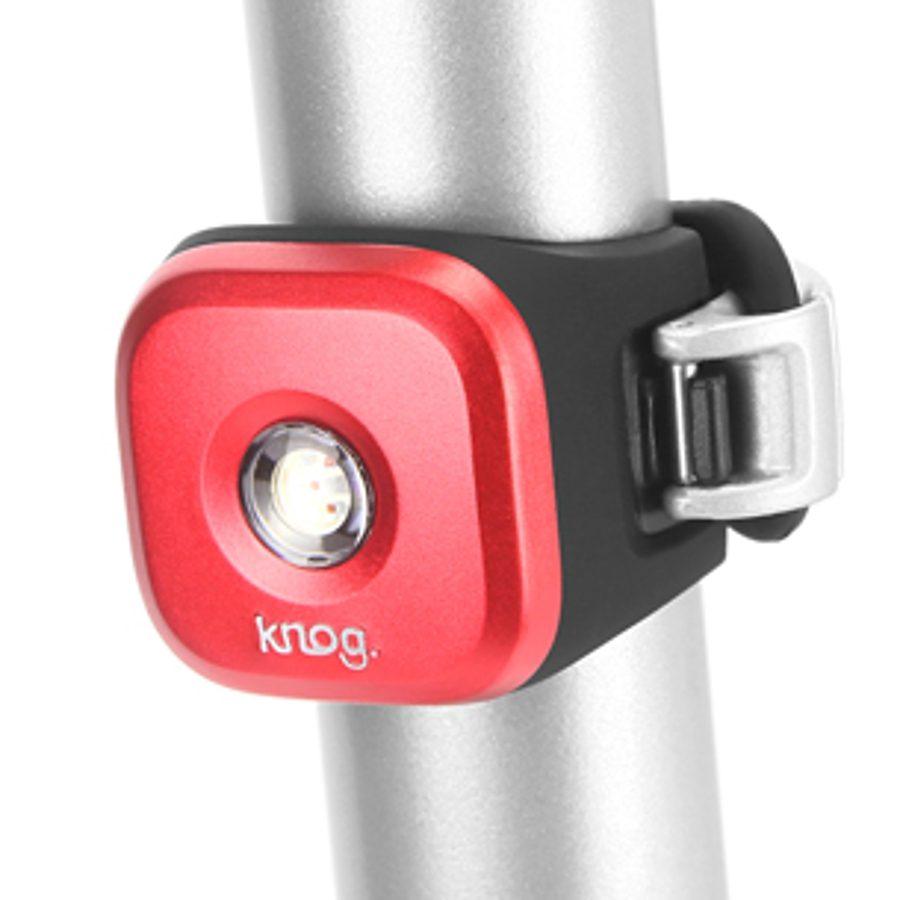 Knog Fahrradbeleuchtung »Blinder 1 Rücklicht rote LED«