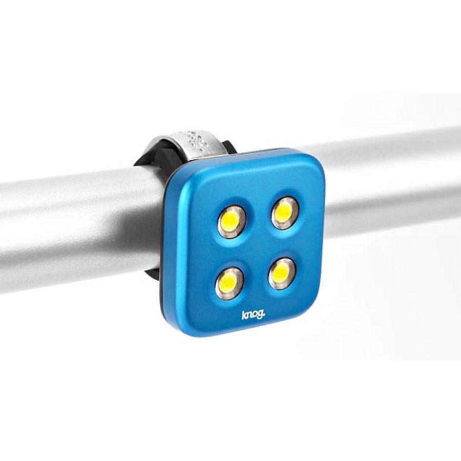 Knog Fahrradbeleuchtung »Blinder 4 weiße LED Standard«