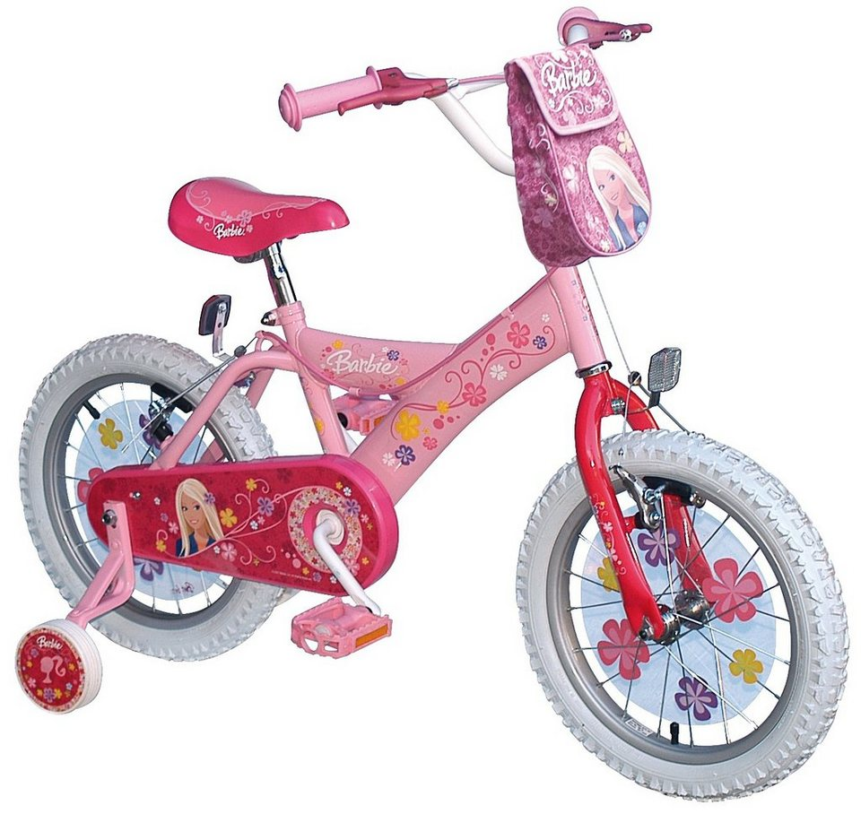 stamp barbie fahrrad 16 zoll online kaufen otto. Black Bedroom Furniture Sets. Home Design Ideas