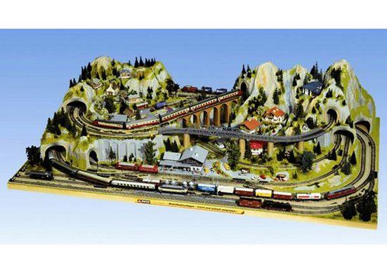 NOCH Modelleisenbahn-Fertiggelände »Silvretta«, Spur H0