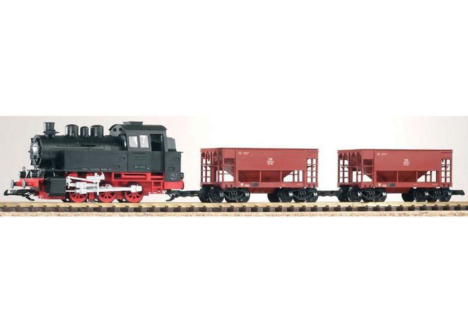 PIKO®, Zug-Set »G Start-Set Güterzug - 37100«, Spur G