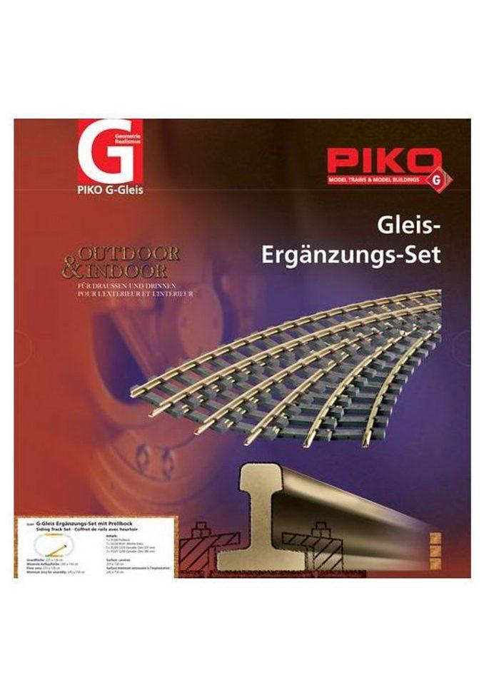 PIKO®, Gleisergänzungs-Set »Rangier-Set - 35301«, Spur G