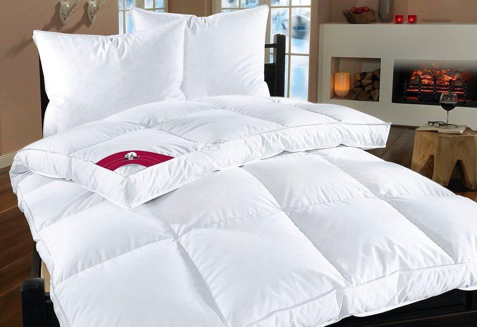 Daunen Bettdecke