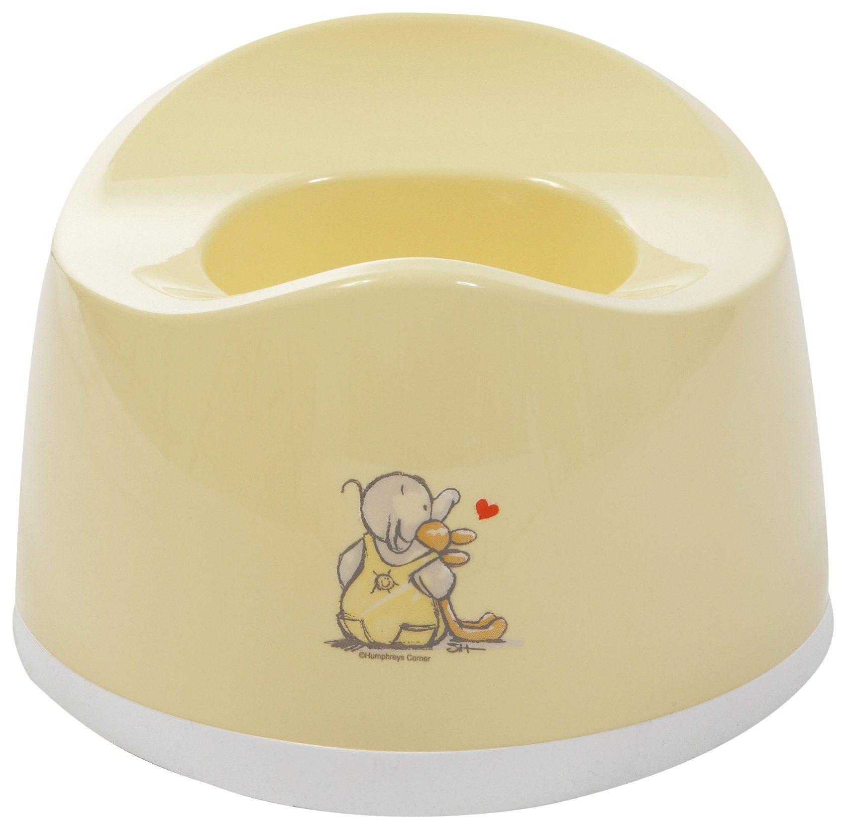bébé-jou Töpfchen Humphrey, oval, gelb