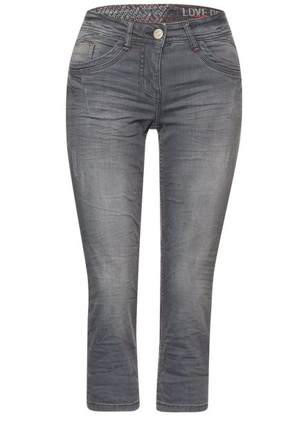 Hosen - Cecil 3 4 Jeans 5 Pockets Style ›  - Onlineshop OTTO
