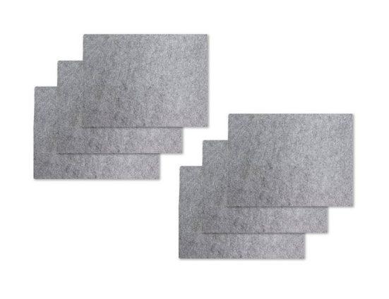 Platzset, »Platzset quadratisch«, jilda-tex