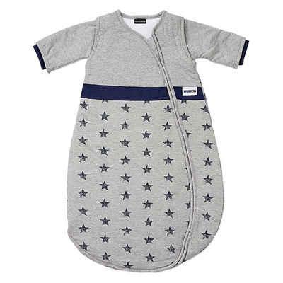 Gesslein Babyschlafsack »Schlafsack Bubou, grau/Dino, Gr. 90 cm«