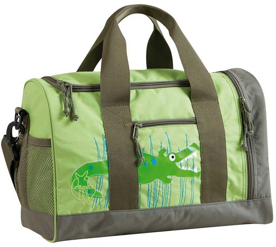 l ssig kinder sporttasche 4kids sportbag crocodile online kaufen otto. Black Bedroom Furniture Sets. Home Design Ideas