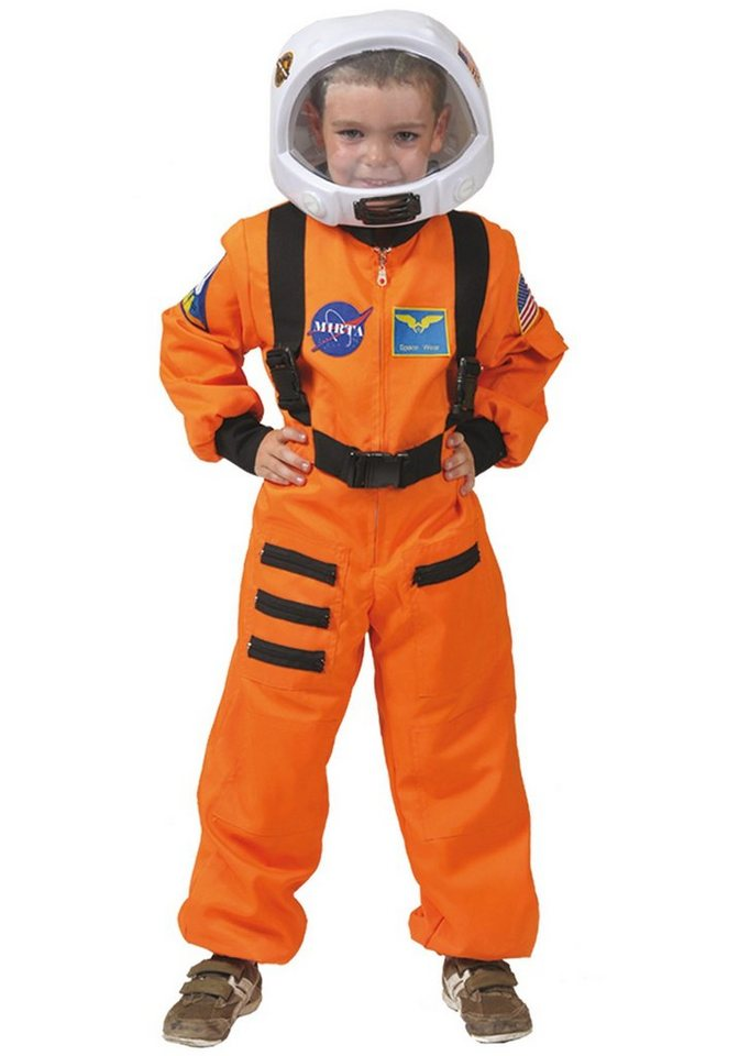funny fashion kost m astronaut orange kaufen otto. Black Bedroom Furniture Sets. Home Design Ideas