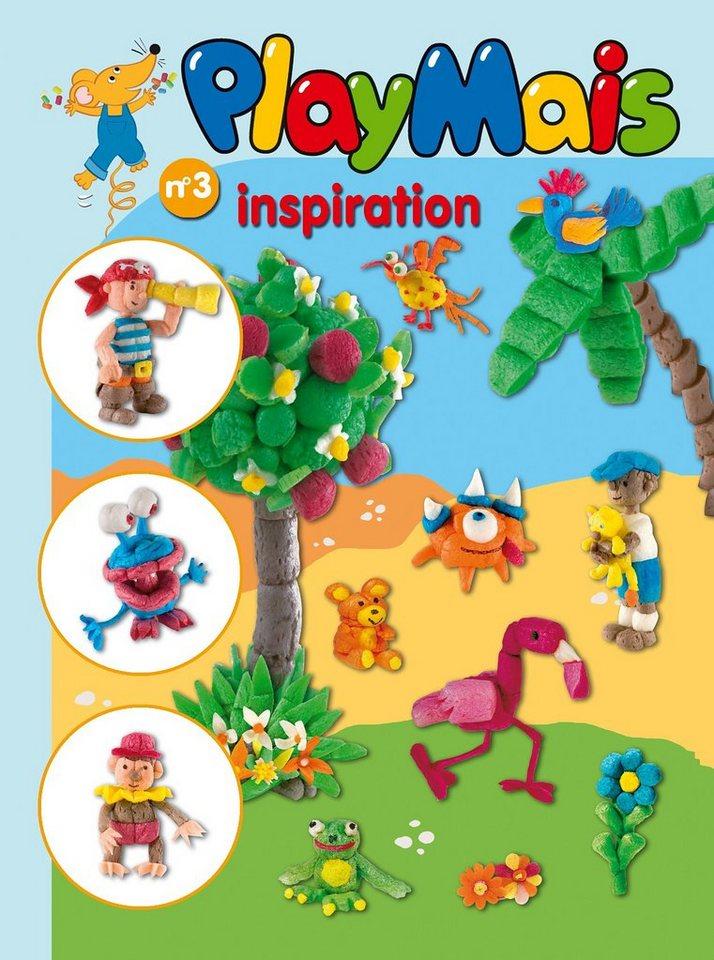 PlayMais -Buch Inspiration