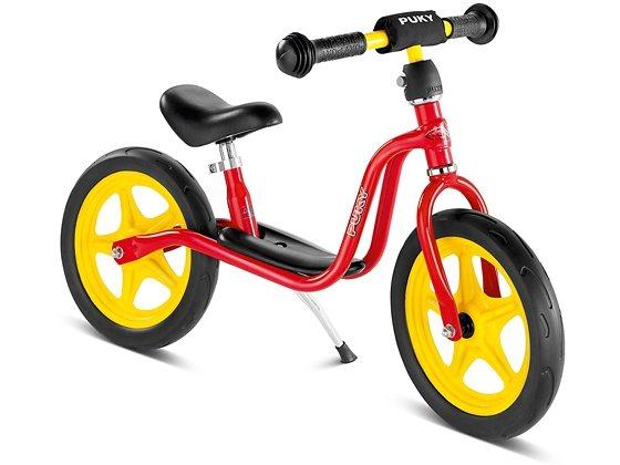 Puky Kinderfahrzeug »LR 1 Laufrad rot« in rot