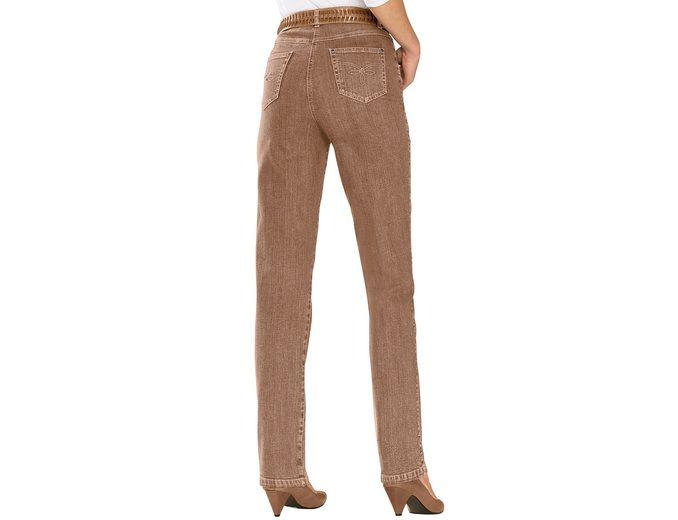 Offiziell Collection L. Jeans mit festem Bund und Gürtelschlaufen Billig Verkauf Footlocker Kaufen Neueste Spielraum slk7A9V7