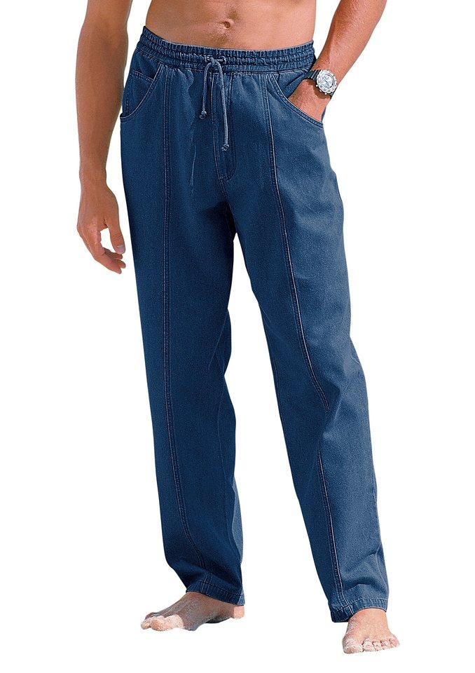 Jeans schlupfhose fur damen
