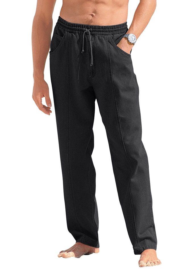 57249c48f7bcb Catamaran Schlupfhose in leichter Jeans-Qualität | OTTO