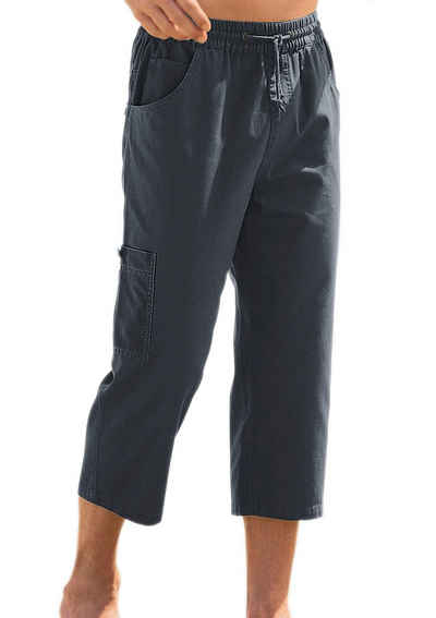 3b21694f42 Catamaran 3/4-lange Schlupfhose in leichter Jeans-Qualität