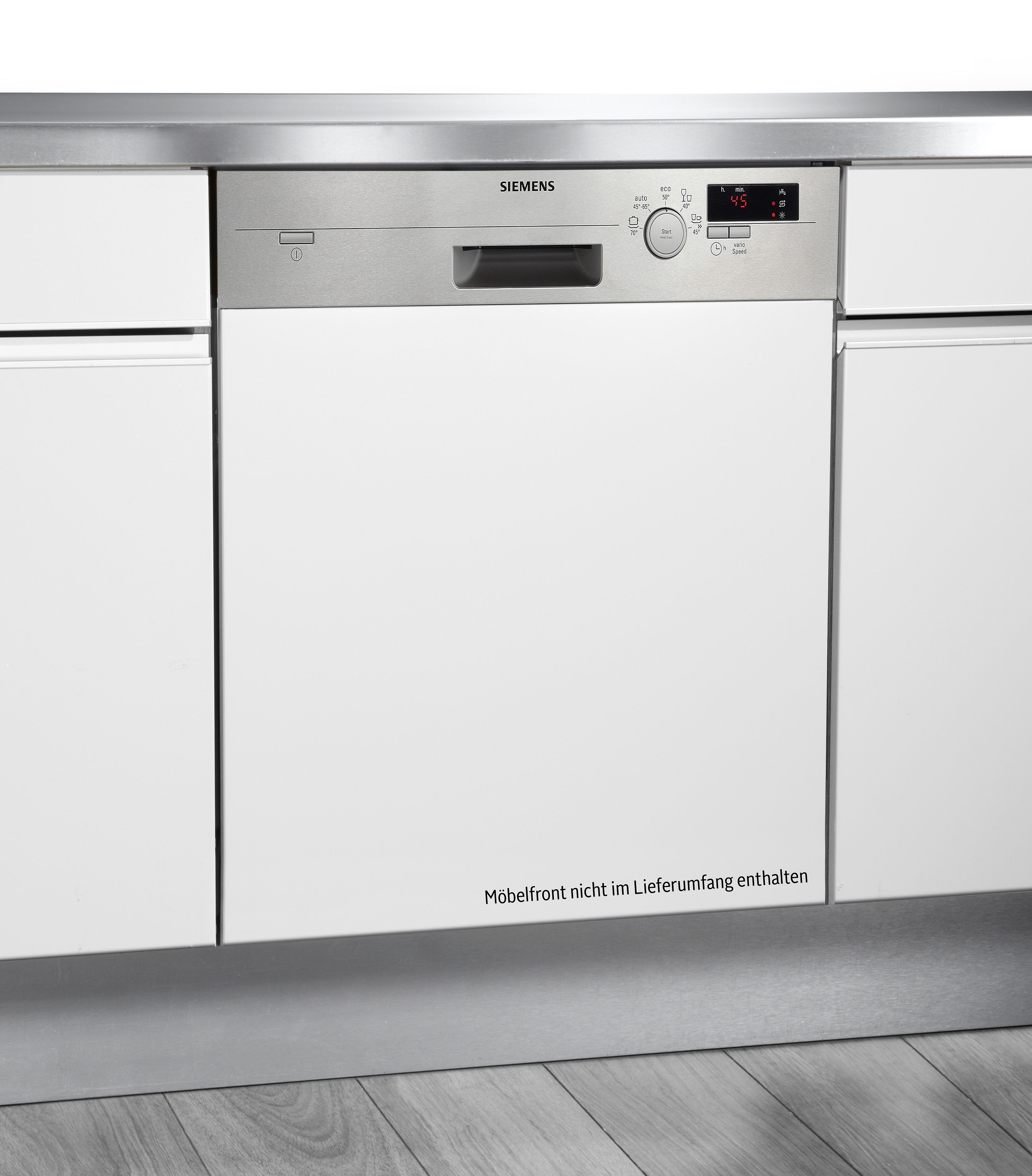 Siemens Integrierbarer Geschirrspüler SN55D502EU, A+, 11,8 Liter, 12 Maßgedecke