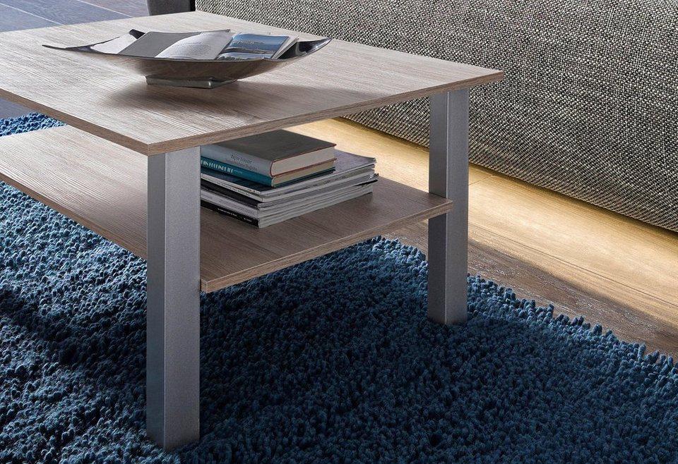 couchtisch mit ablageboden online kaufen otto. Black Bedroom Furniture Sets. Home Design Ideas