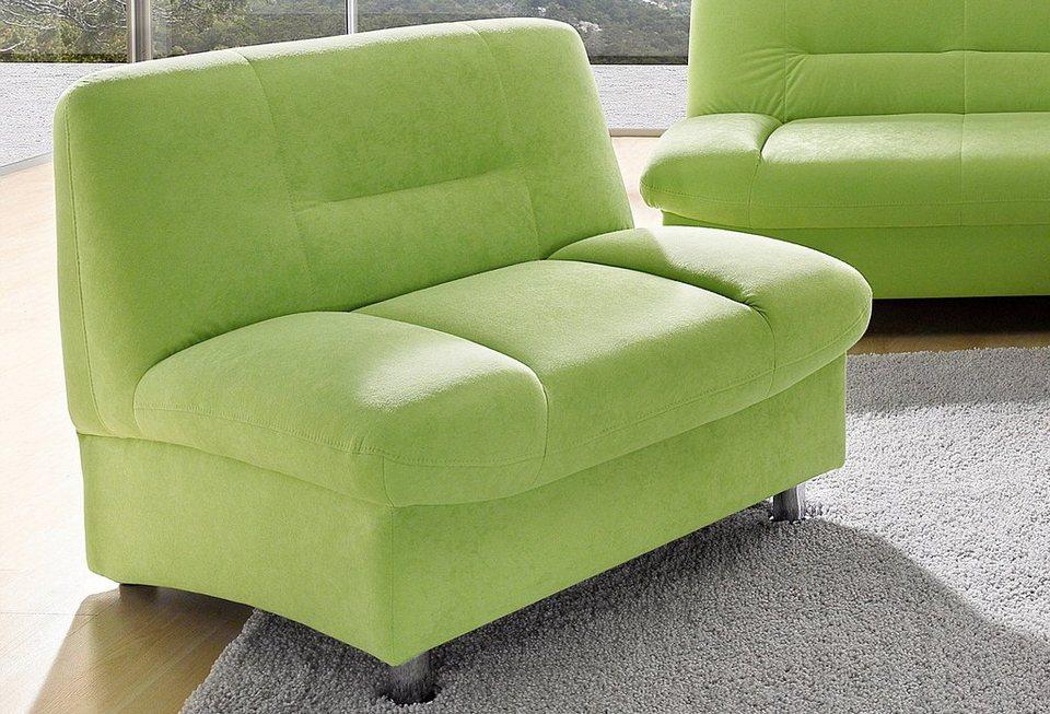 DOMO Collection Sessel In 2 Bezugsqualitäten online