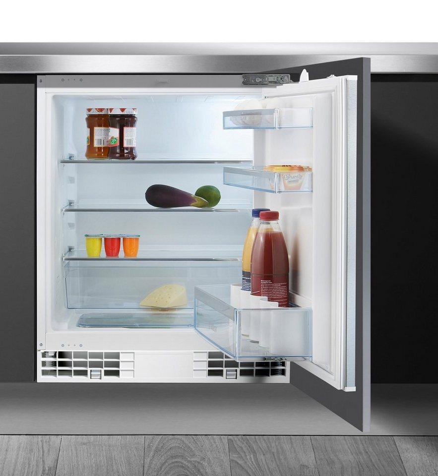 Fantastisch BOSCH Einbaukühlschrank KUR15A60, 82,0 Cm Hoch, 59,8 Cm Breit