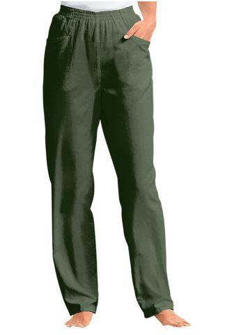 CLASSIC BASICS Kelnės iš grynos medvilnė