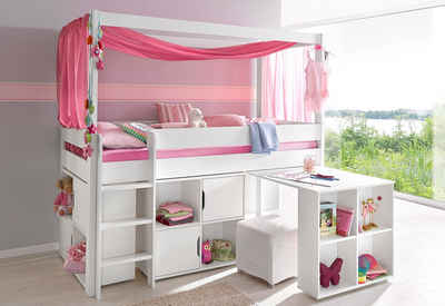 kinderhochbett mit rutsche ikea. Black Bedroom Furniture Sets. Home Design Ideas