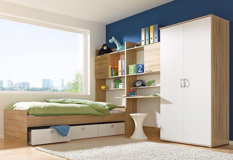 rauch pack s jugendzimmer set emilio 4 teilig otto. Black Bedroom Furniture Sets. Home Design Ideas