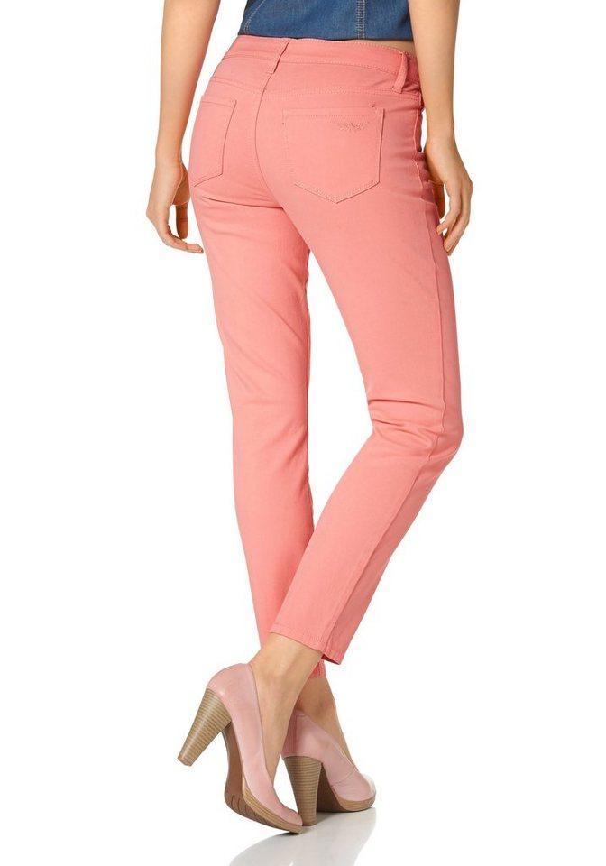 arizona 7 8 jeans trendige farben online kaufen otto. Black Bedroom Furniture Sets. Home Design Ideas