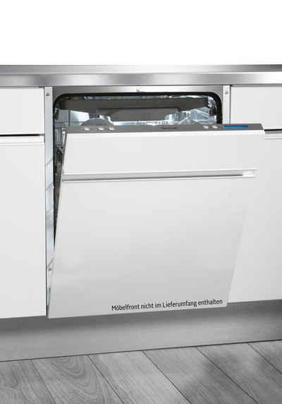 Hanseatic vollintegrierbarer Einbau-Geschirrspüler WQP12U7311F, A+++, 10 Liter Sale Angebote Schmallenberg
