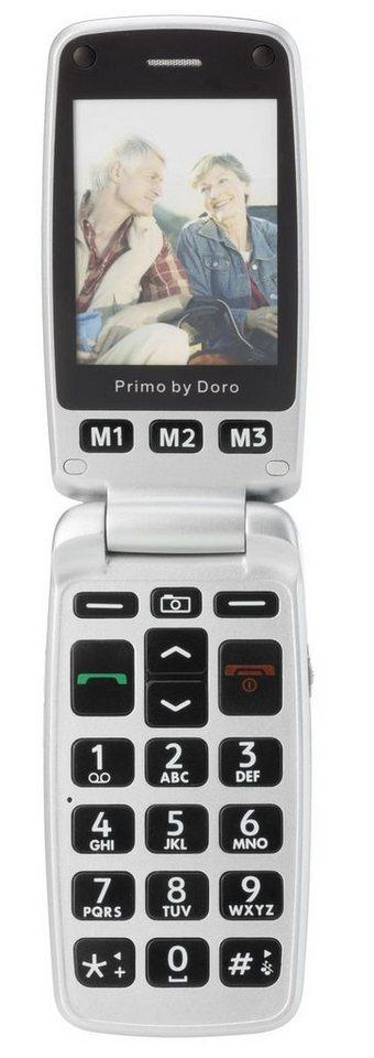 Doro Handy »Primo 413, Schwarz« in Schwarz