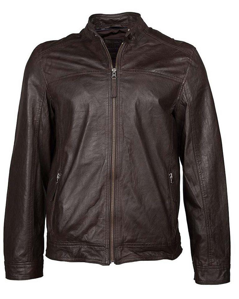 Mustang Lederjacke, Herren »Jarok« in black