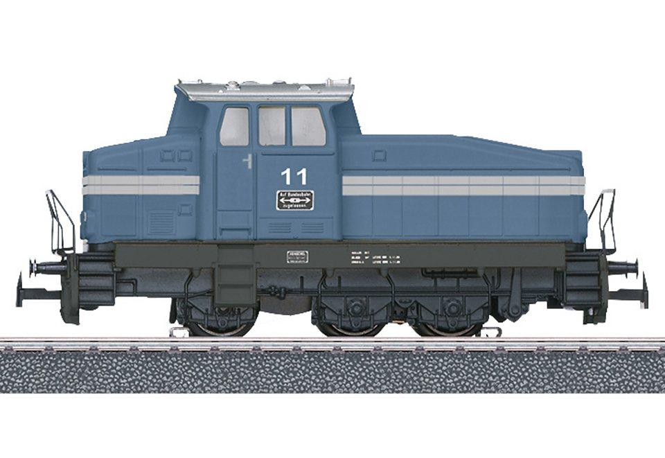 Märklin Diesel-Rangierlokomotive, »Märklin Start up - Henschel DHG 500 - 36501«