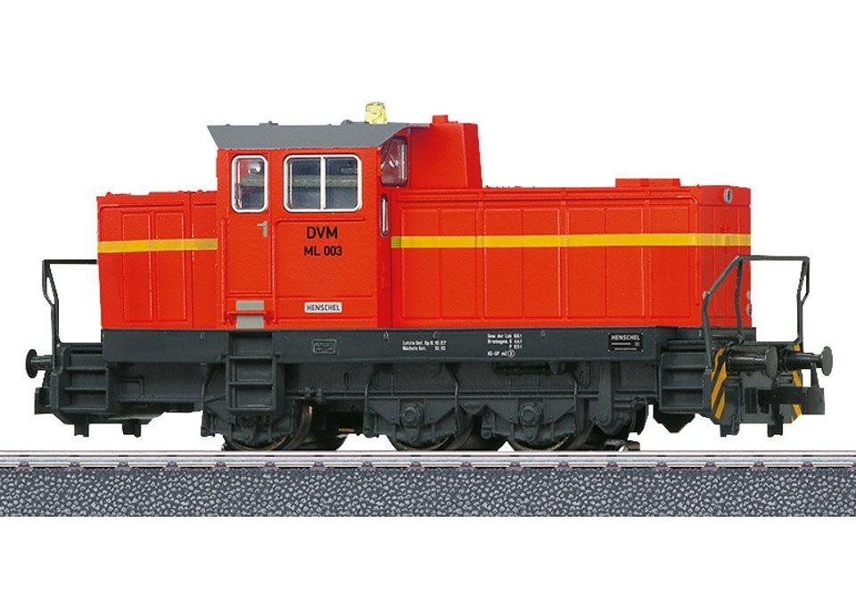 Märklin Diesel-Rangierlokomotive, »Märklin Start up - Henschel DHG 700 - 36700«