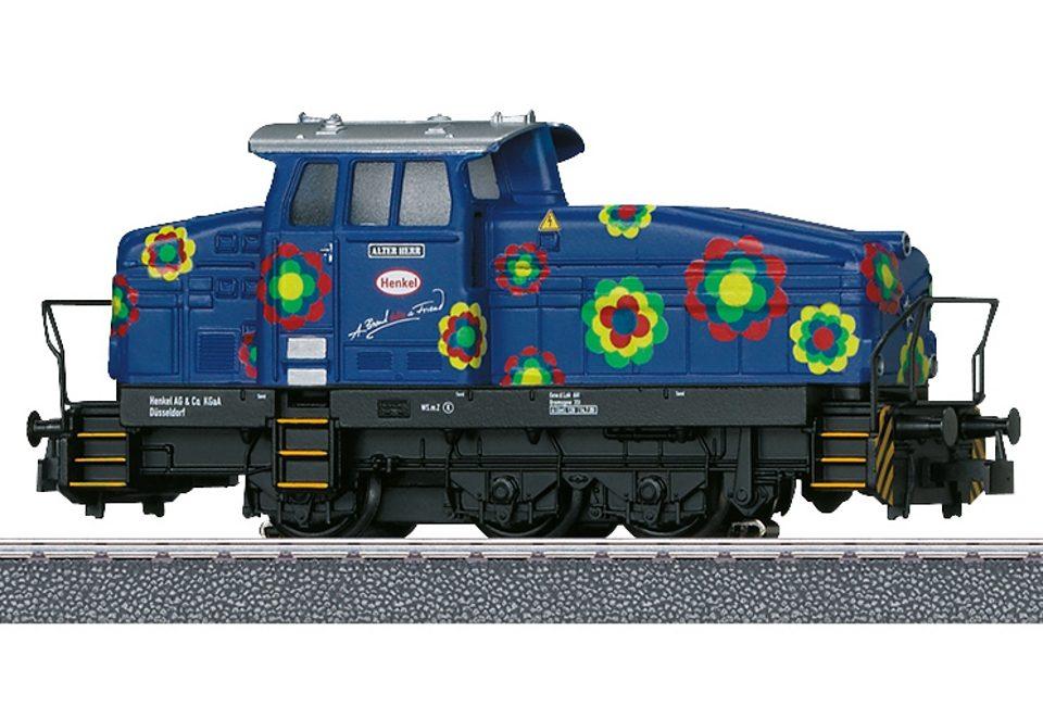 Märklin Diesel-Rangierlokomotive, »Märklin start up - Alter Herr - 36502«