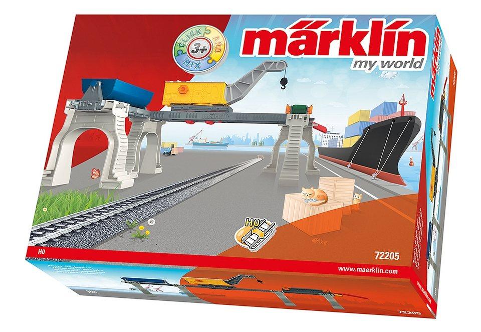 Märklin Bausatz, »Märklin my World - Verladestation - 72205«