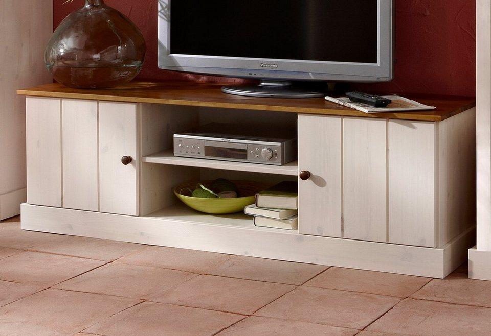 lowboard home affaire breite 140 cm kaufen otto. Black Bedroom Furniture Sets. Home Design Ideas