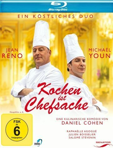 Kochen ist Chefsache - (Blu-ray) jetztbilligerkaufen